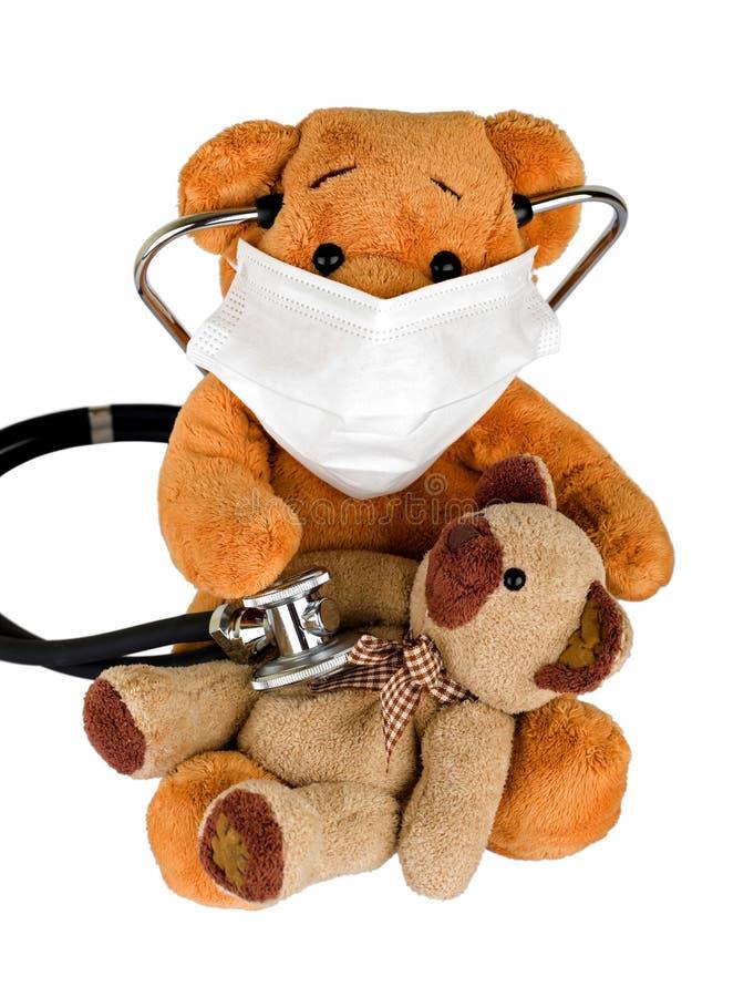 Kinderverzorging stock afbeeldingen