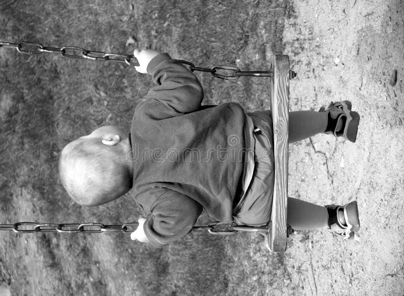 Kindheit stockfoto