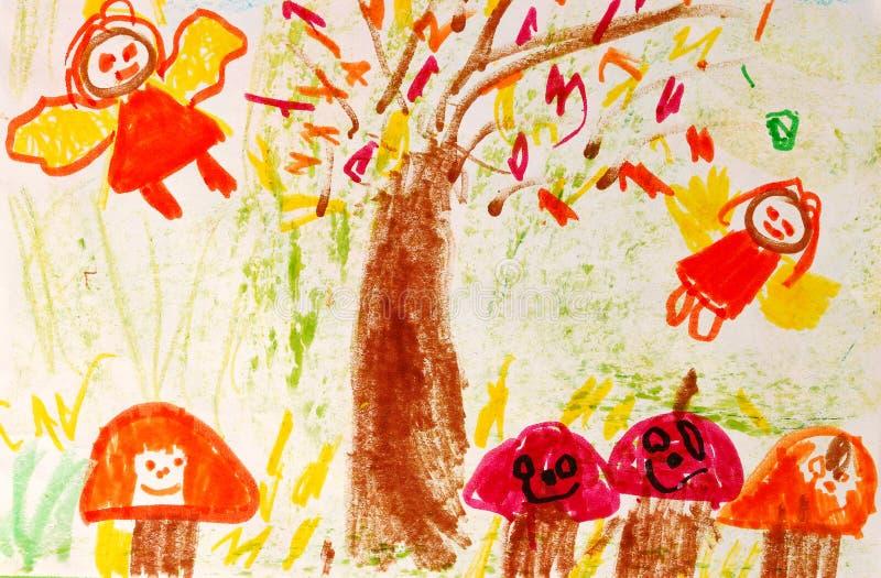 Kindkunst stockbilder