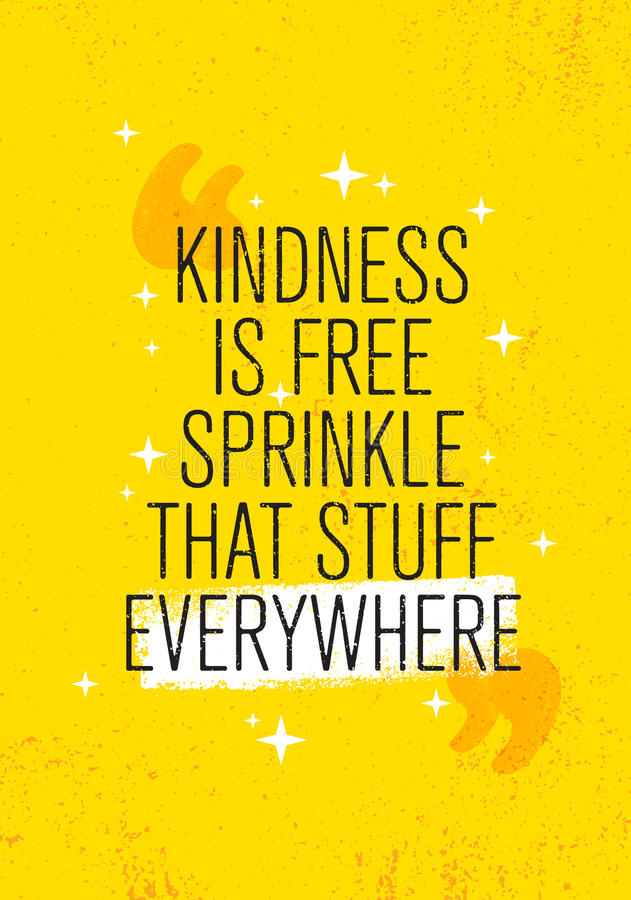 The Best Kindness Is Free Quotes PNG