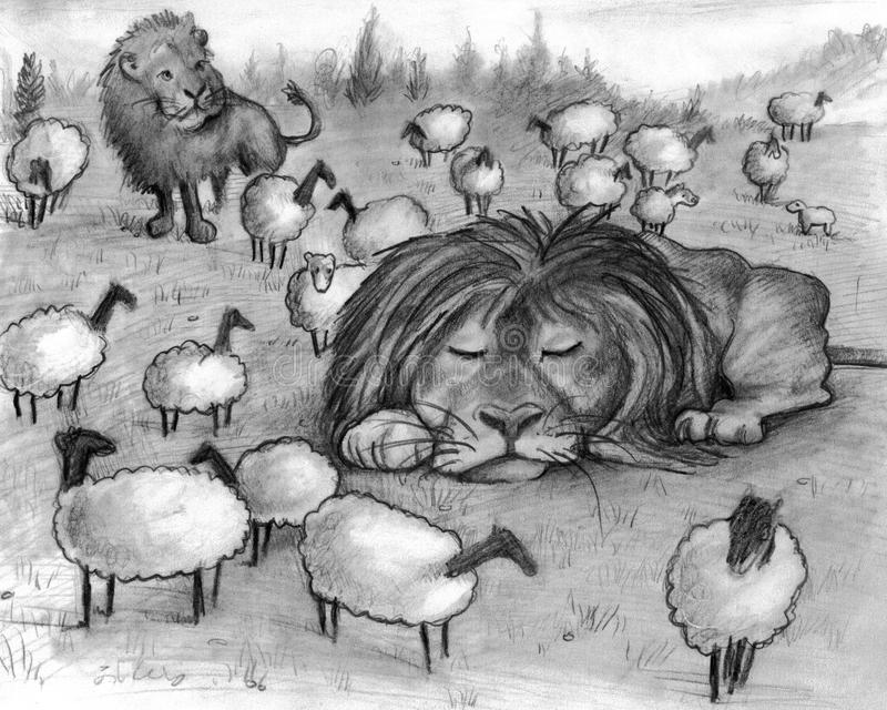 Download Kindness has Strength stock illustration. Illustration of strength - 17144498
