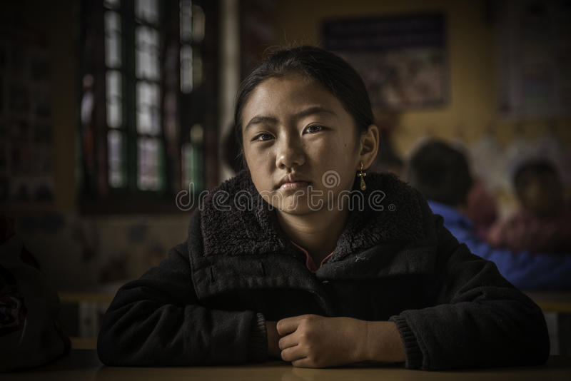 Kindschool stock fotografie
