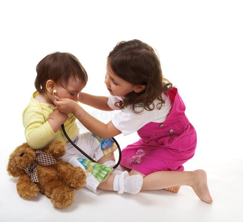 Kindspielkrankenhaus lizenzfreie stockfotos