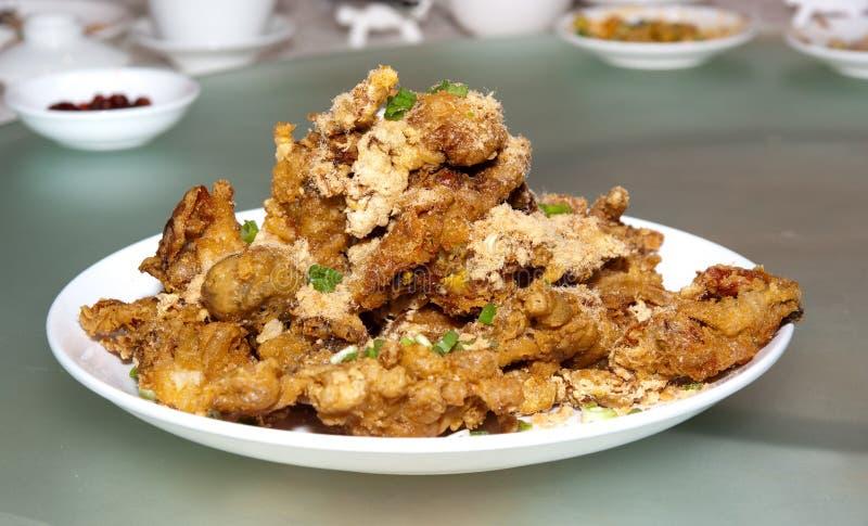 kinesisk chuan mat fotografering för bildbyråer