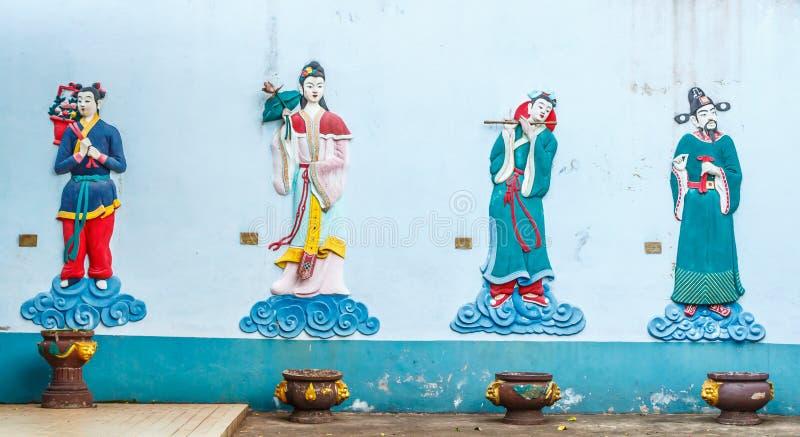 Kinesisk gudinna royaltyfri foto