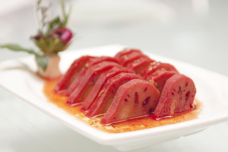 kinesisk kokkonst arkivfoton
