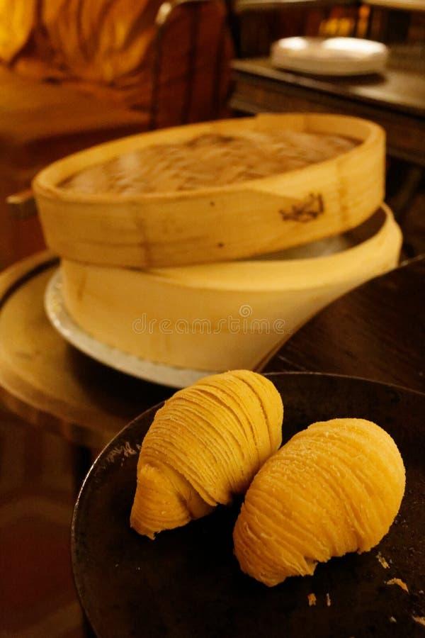 Kinesisk kokkonst, Mott 32 restaurang royaltyfri bild
