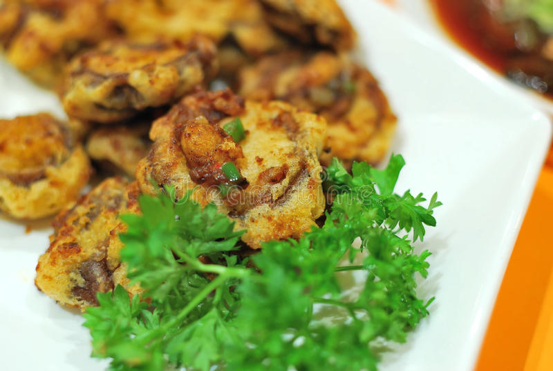 kinesisk meatåtlöjevegetarian royaltyfri foto