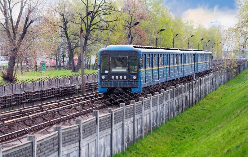 kinesisk metro royaltyfria bilder