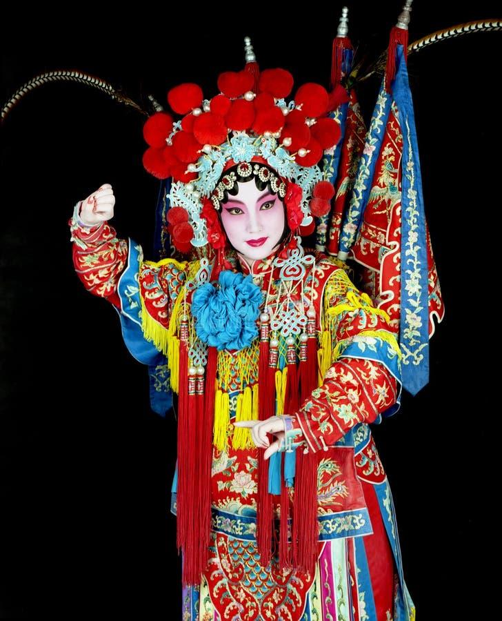 Kinesisk opera royaltyfri foto