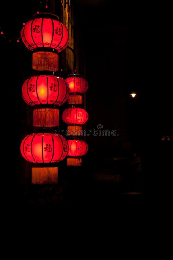 kinesisk restaurang arkivfoto