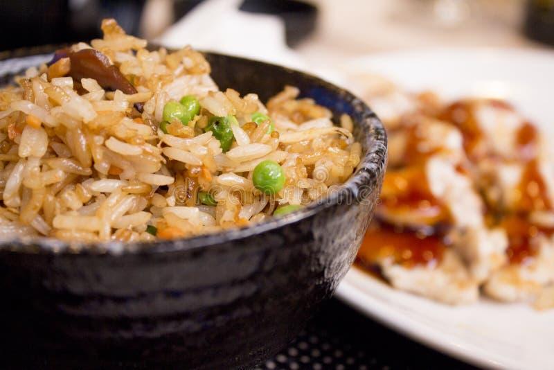 kinesisk rice fotografering för bildbyråer