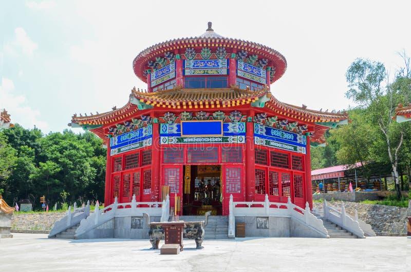 kinesisk tacka royaltyfria foton