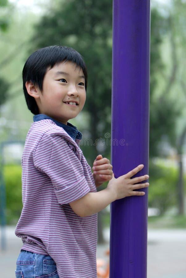kinesiska barn royaltyfria bilder