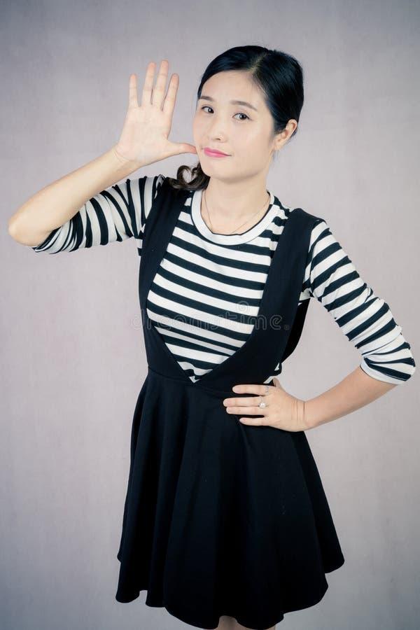 kinesiska kvinnor royaltyfri bild