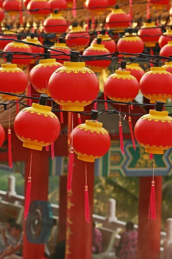 Download Kinesiska lyktor arkivfoto. Bild av kines, fromhet, lampor - 283288