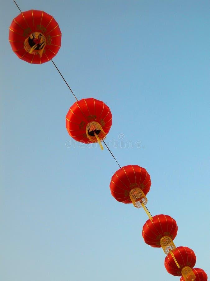 Download Kinesiska lyktor under arkivfoto. Bild av traditionellt - 37349726