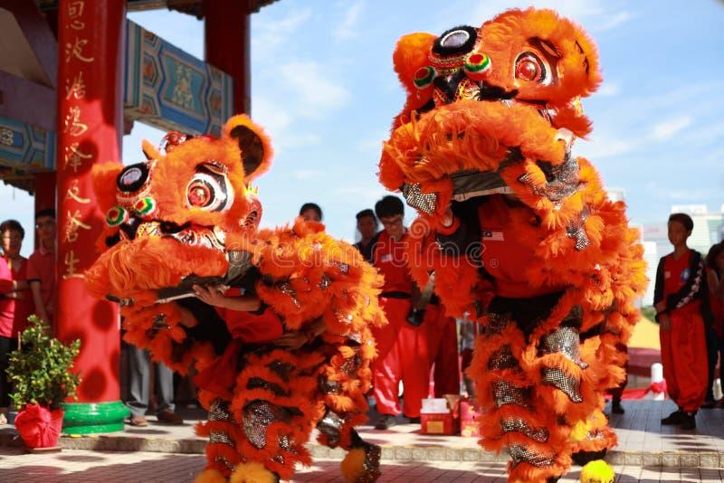 2017 kinesiska nya år arkivbild