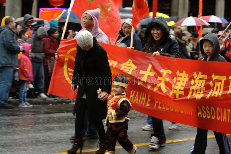kinesiska nya ståtar år fotografering för bildbyråer