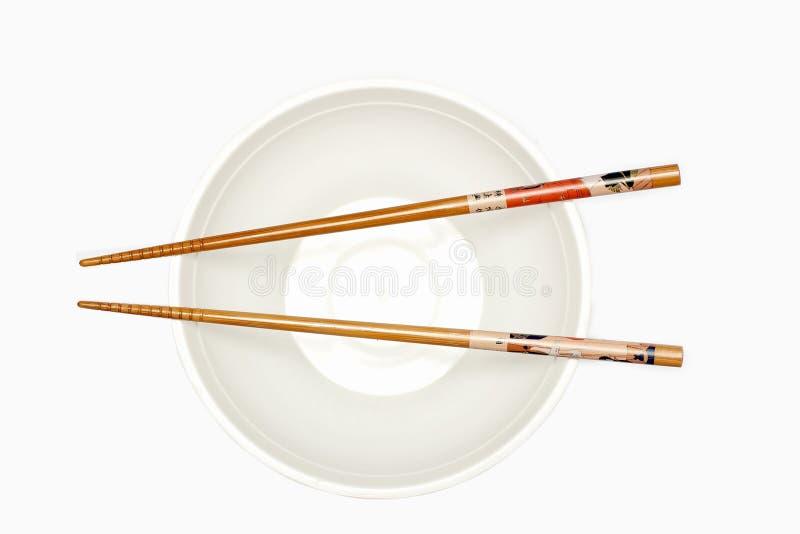 kinesiska sticks royaltyfri bild