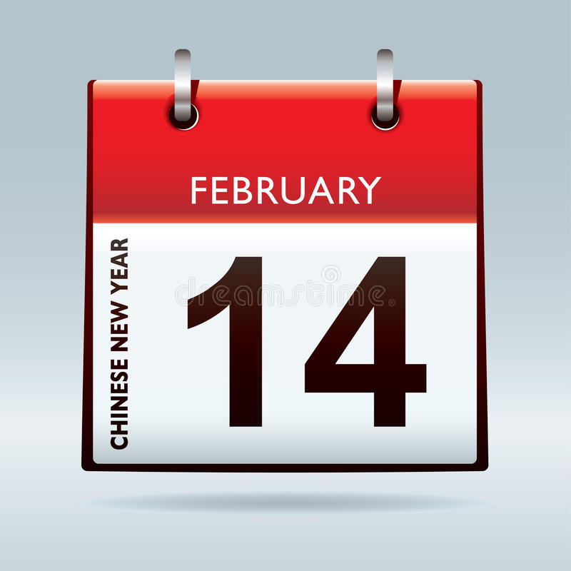 kinesiskt nytt år för kalender