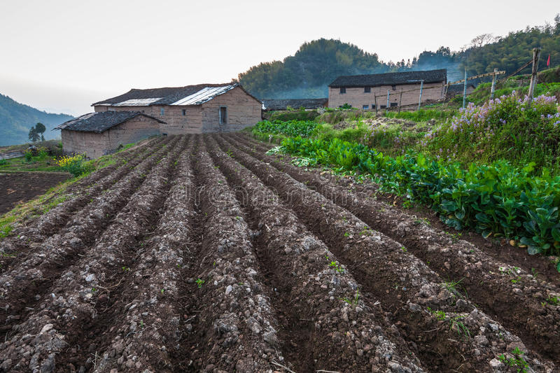 KinesShenxianju natur arkivbild