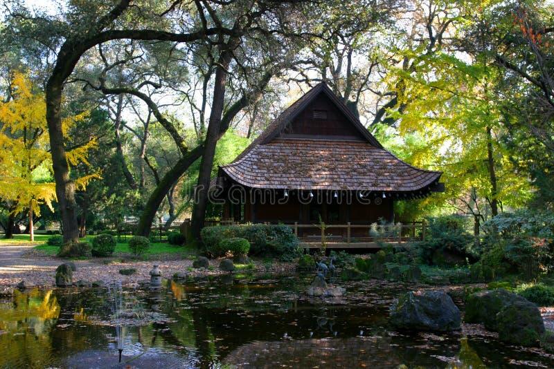 Download Kinesträdgård arkivfoto. Bild av sceniskt, landskap, stillhet - 45624