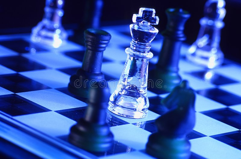 The King stock photography