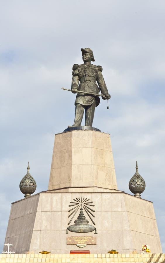 Download King chulalongkorn stute stock photo. Image of famous - 26083210