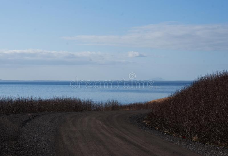 Download King Cove Alaska stock photo. Image of harbor, view - 115006662