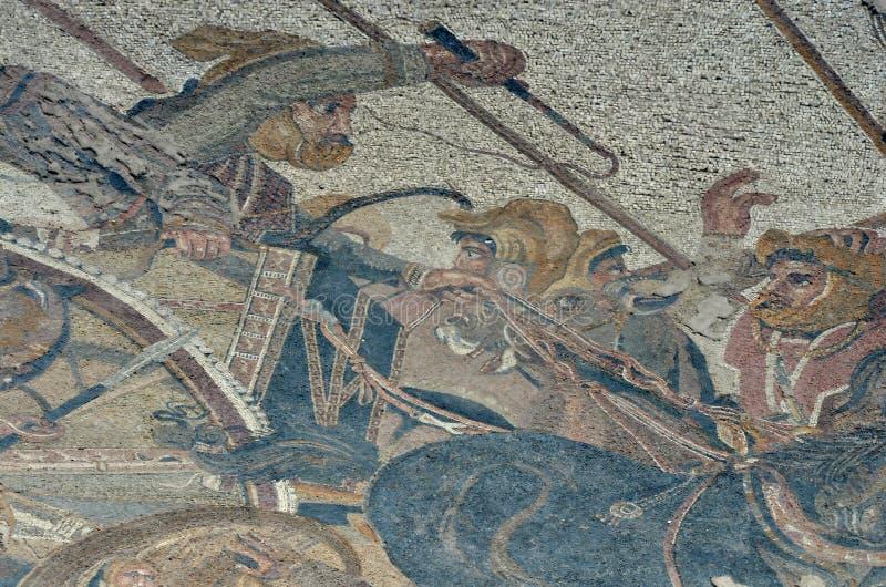 King Darius royalty free stock image