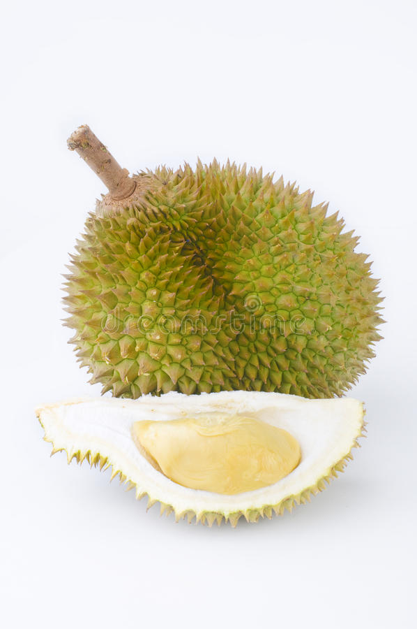 King of fruit, durian royalty free stock photo