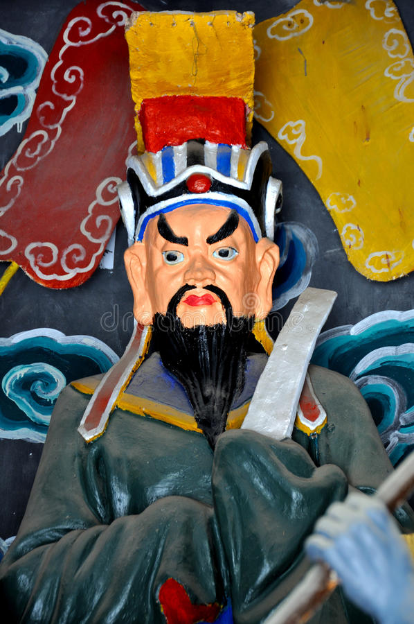 Download The King of Hell stock photo. Image of china, demon, death - 28656666