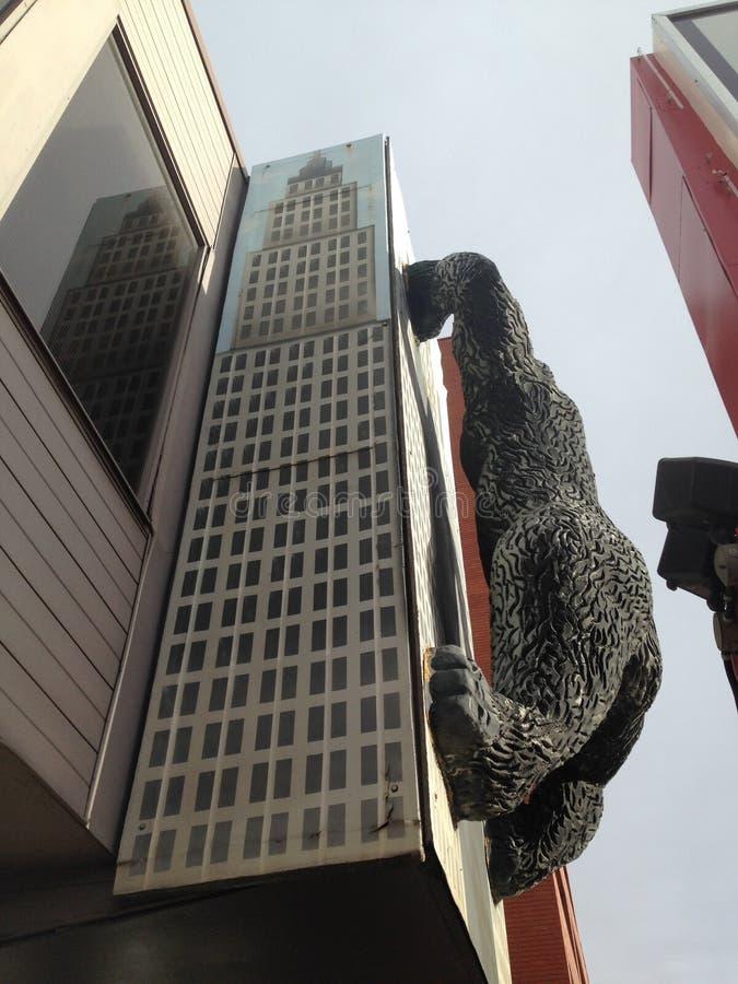 King Kong stockbild
