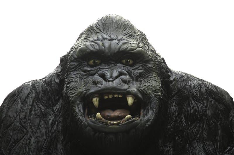 Download King- Kongstatue stockbild. Bild von statue, schwarzes - 9094457