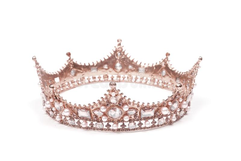 A King or Queens Crown stock photos
