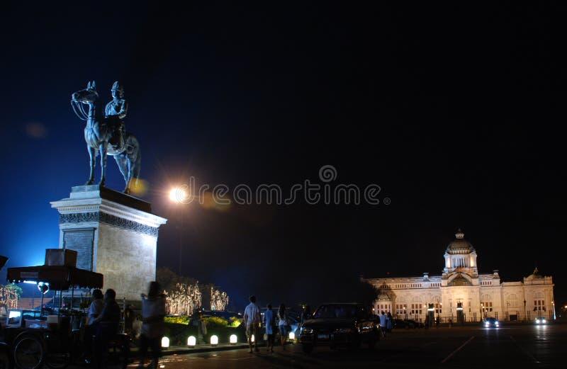 Download King Rama V Of Thailand At Ananta Samakhom Throne Stock Image - Image of palace, architecture: 21759253