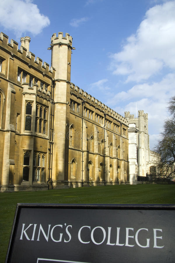 Download King's College, Cambridge stock photo. Image of king - 24603708
