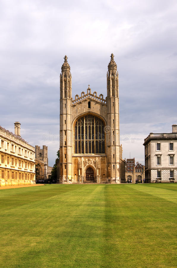 Download King's College Chapel, UK Royalty Free Stock Images - Image: 24403329