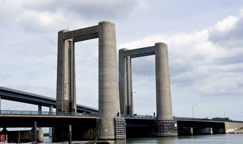 The King S Ferry Bridge Royalty Free Stock Photo