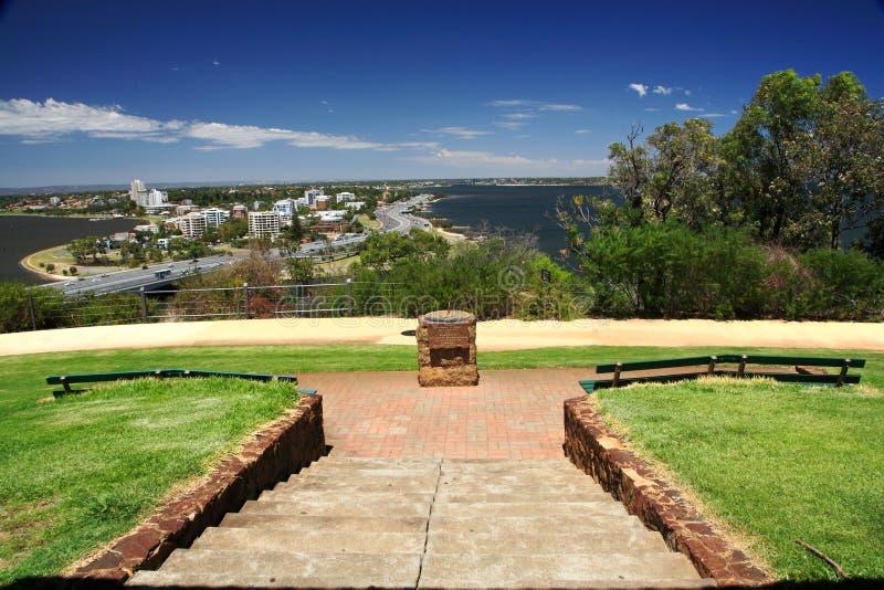 King S Park In Perth, Western Australia Editorial Stock Photo