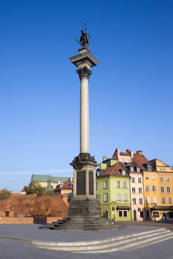 Free King Sigismund Column In Warsaw Royalty Free Stock Image - 22098546
