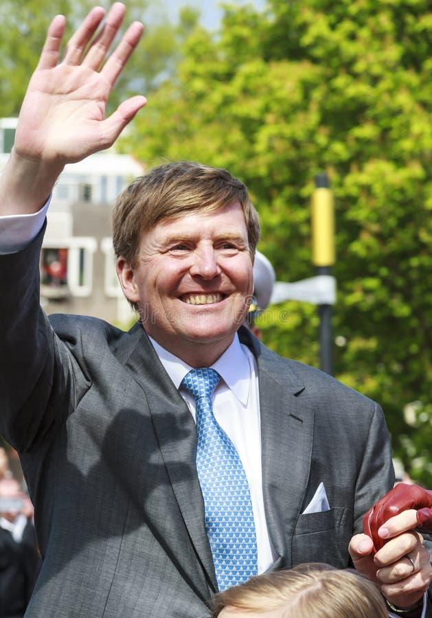 Free King Willem-Alexander Stock Images - 56688804