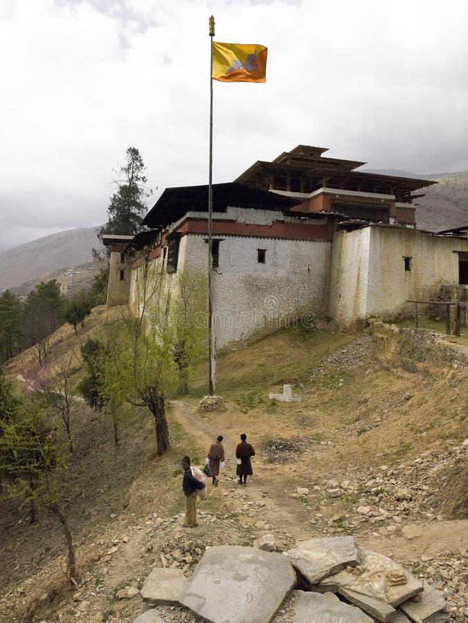 Download Buddhist Dzong - Kingdom Of Bhutan Editorial Photography - Image: 31345322
