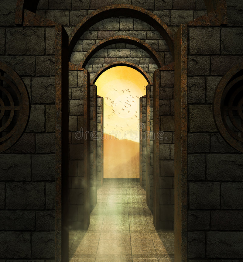 Free Kingdom In Heaven Stock Photography - 1684992