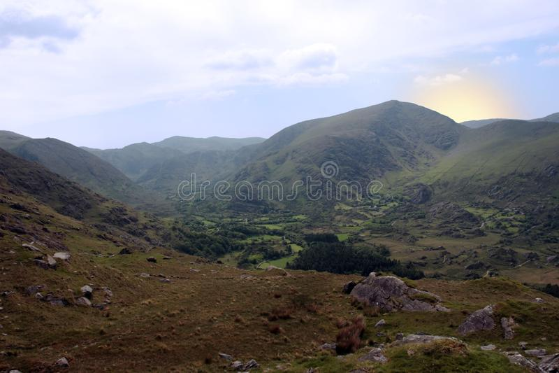 Download Kingdom of kerry 8 stock photo. Image of forest, farms - 5771042