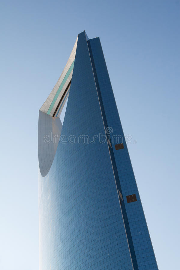 Download Kingdom tower stock photo. Image of cooperation, asia - 18412178