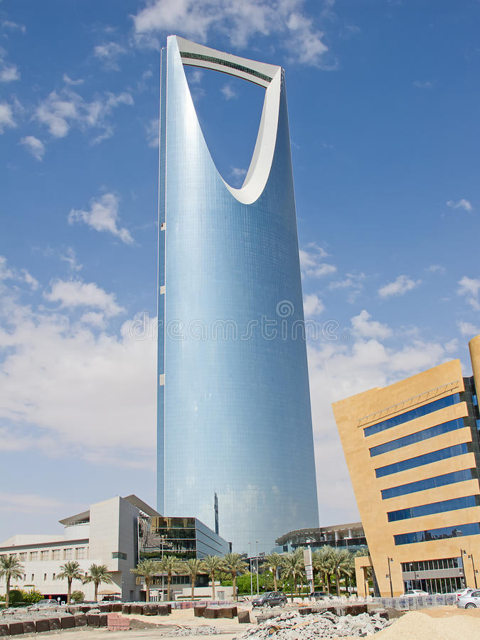 Download Kingdom tower stock photo. Image of council, islam, gulf - 27872720