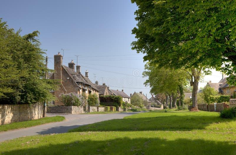 Kingham, Oxfordshire lizenzfreie stockbilder
