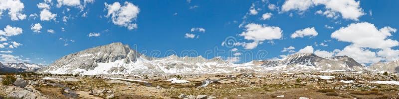 Kings Canyon National Park Panorama stock photos